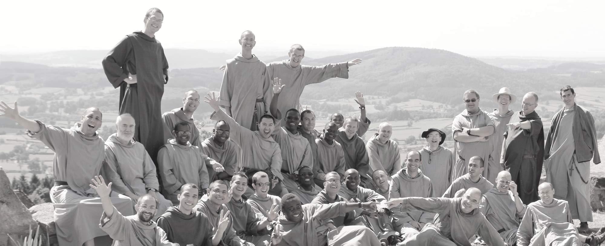 Diaporama homepage communauté des Frères de Saint-Jean en France