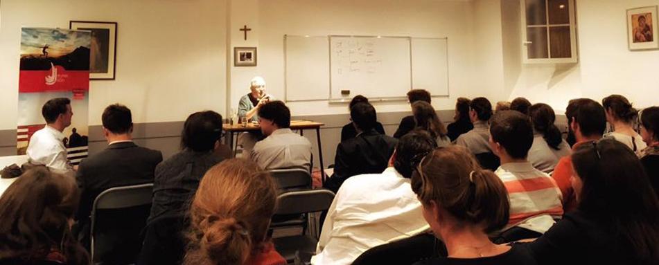 Conférences des JJ, Jeunes de Saint-Jean