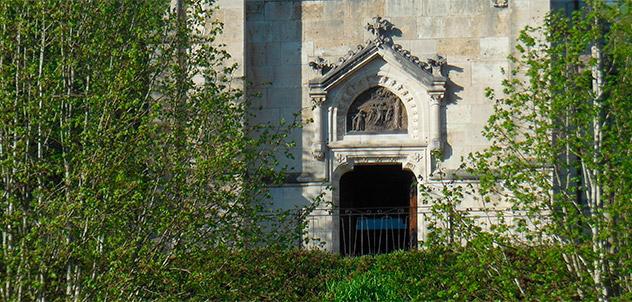 Prieuré des Frères de Saint-Jean à Notre-Dame du Chêne