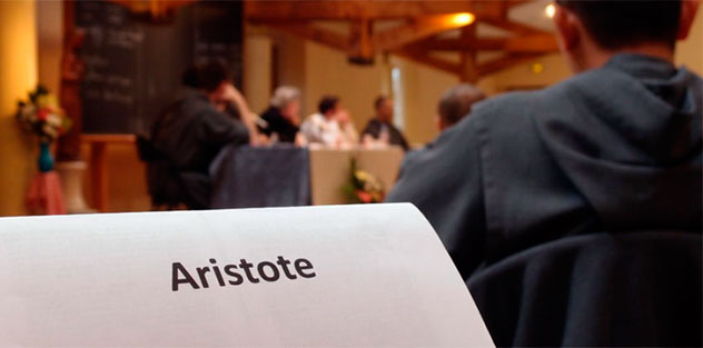 Colloque Aristote 2018 à Saint-Jodard