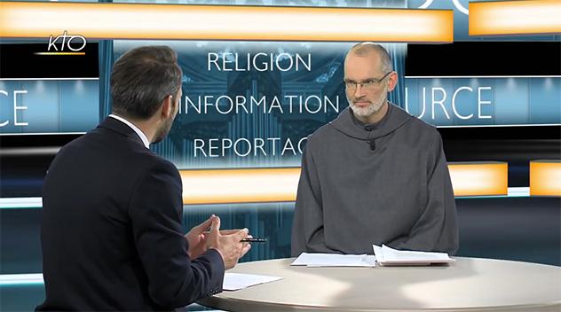 Interview Frère Sébastien-Marie