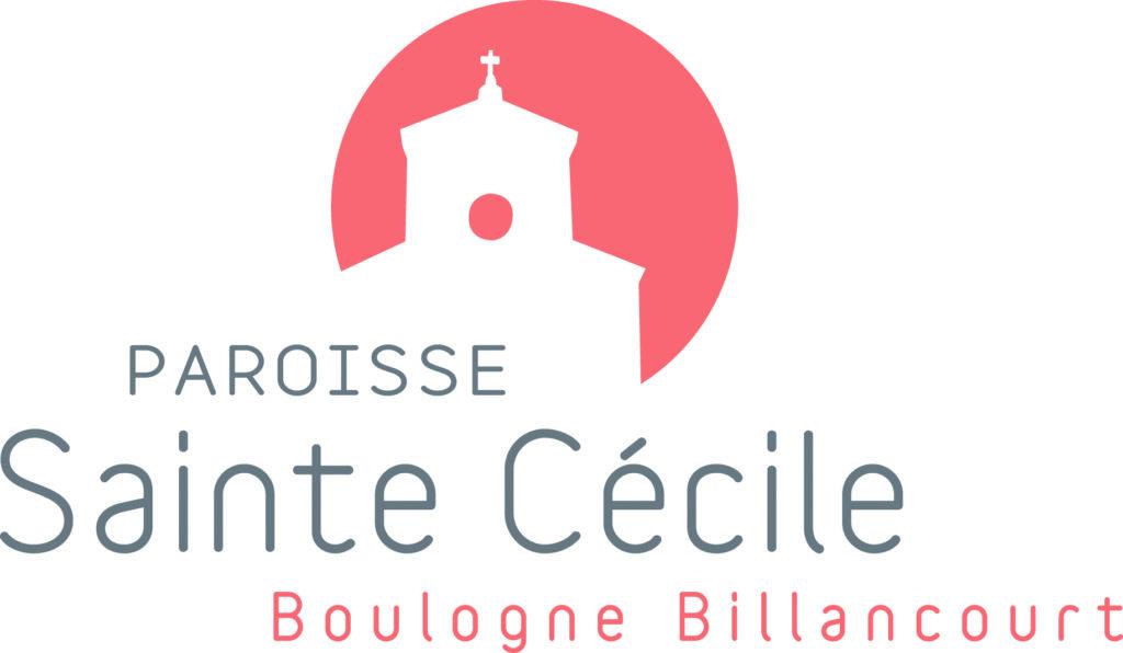 Logo paroisse Sainte-Cécile, Boulogne-Billancourt