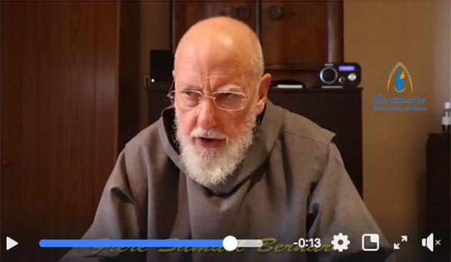 L'évangile du jour commenté par les frères de Saint-Jean du Sanctuaire Notre-Dame de Grâce à Cotignac
