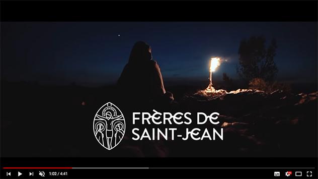 Vidéo institutionnelle des Frères de Saint-Jean