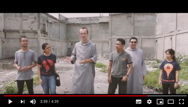 Projet des frères de Saint-Jean à Cebu aux Philippines