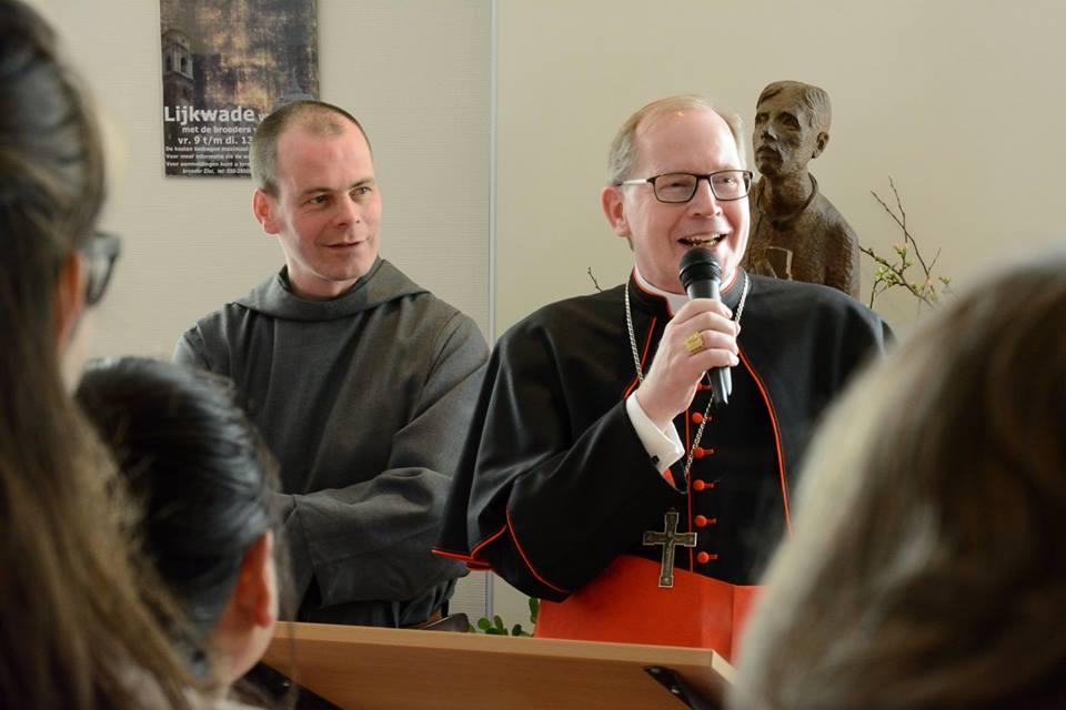 10 ans de présence des Frères de Saint-Jean à Utrecht