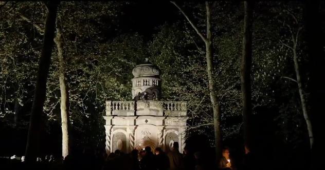 Office de la mise au tombeau à Notre-Dame-du-Chêne