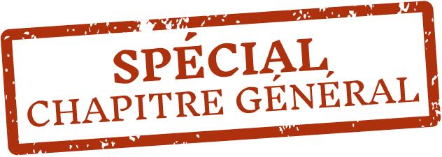 Special Chapitre général 2019 des Frères de Saint-Jean