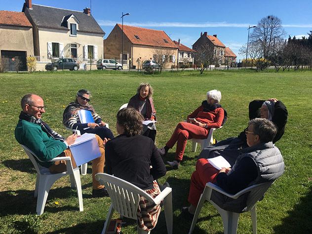 Rencontre des oblats d'Auvergne - Famille Saint-Jean