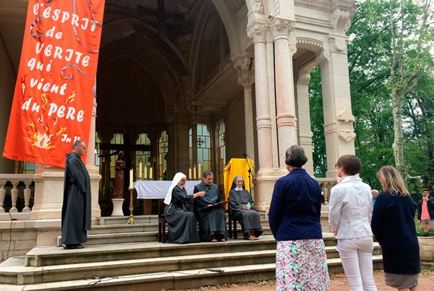 Journées de Pentecôte 2019 avec la Familles Saint-Jean