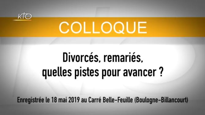 Retour sur le Colloque divorcés, remariés au Centre Saint-Jean