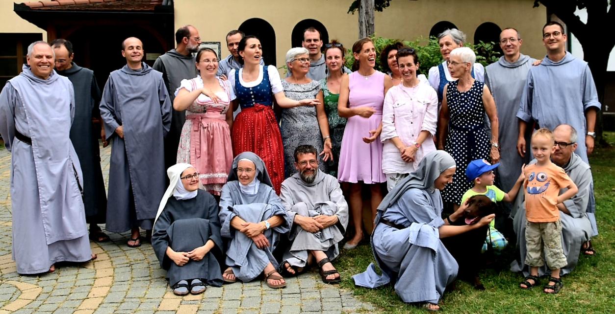 Les Jubilé des 25 ans du prieuré de Marchegg