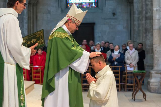 Ordination diaconale de François-Joseph Billod