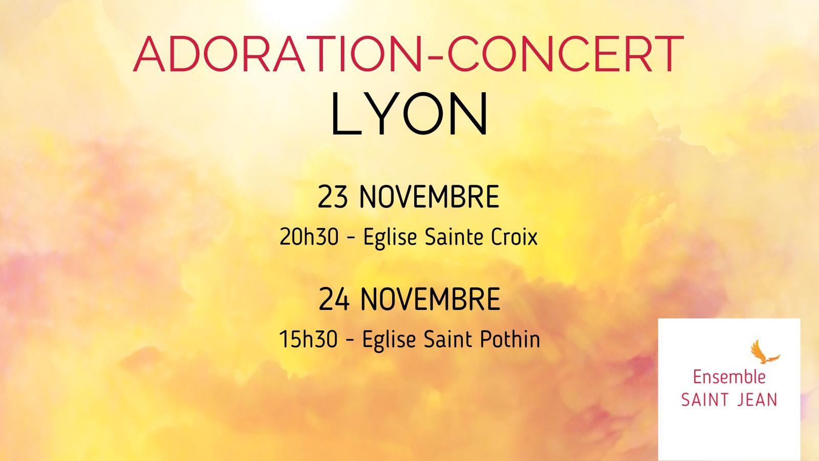 L'ensemble Saint-Jean en concert à Lyon