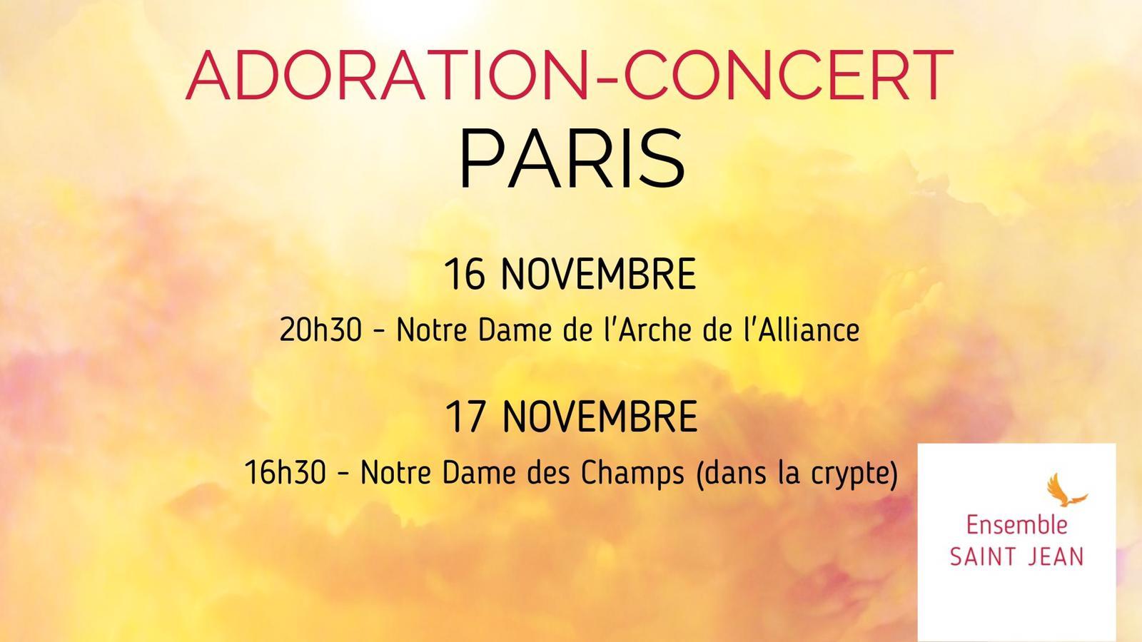 L'ensemble Saint-Jean en concert à Paris