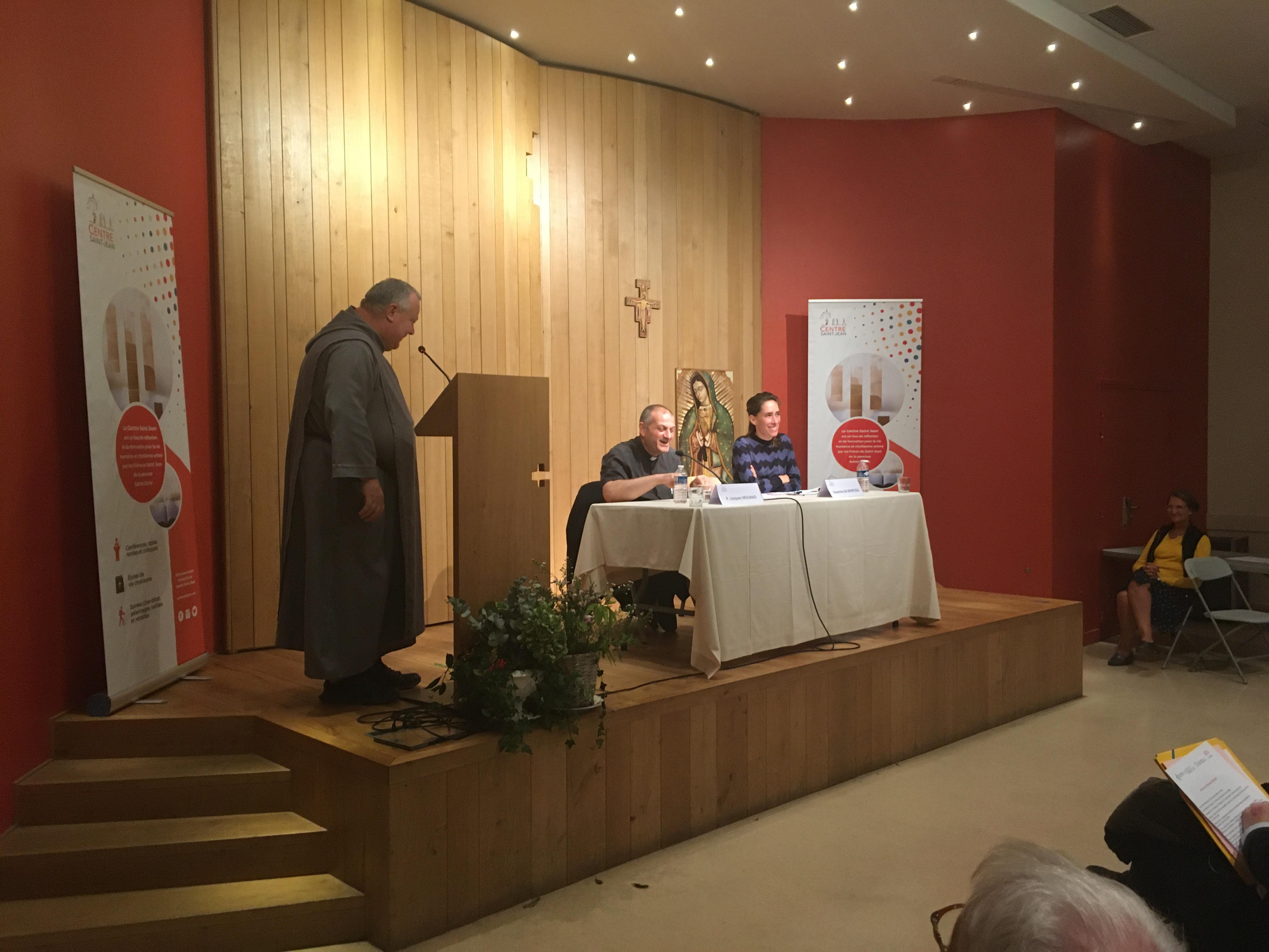 Conférence du père Mourad