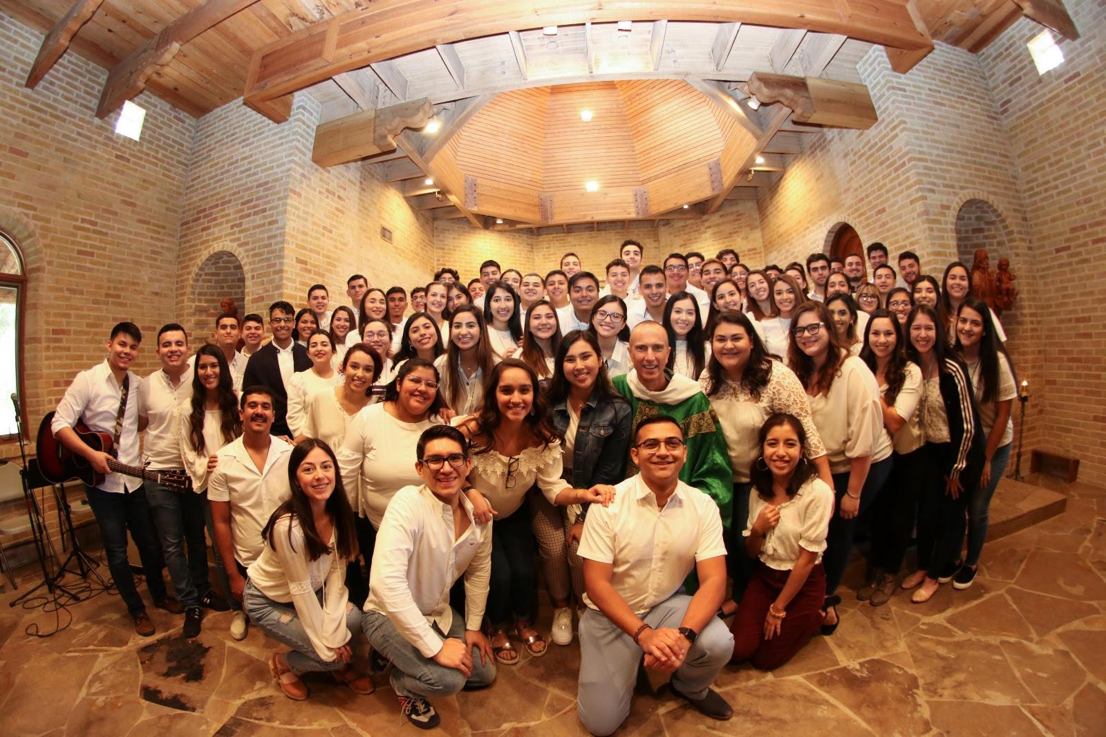 Retraite pour étudiants à Laredo