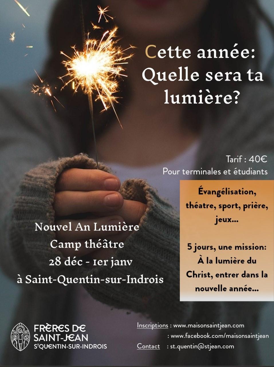 Nouvel an à Saint-Quentin