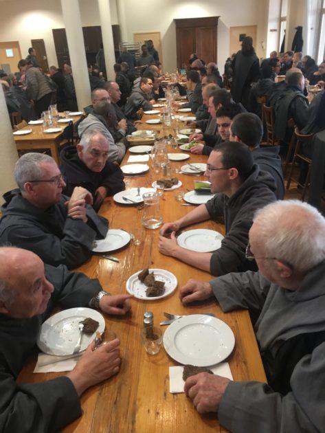 Rencontre post Chapitre Général à Saint Jodard