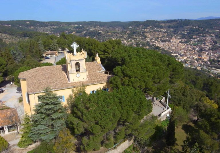 Sanctuaire Notre-Dame de Grâces à Cotignac