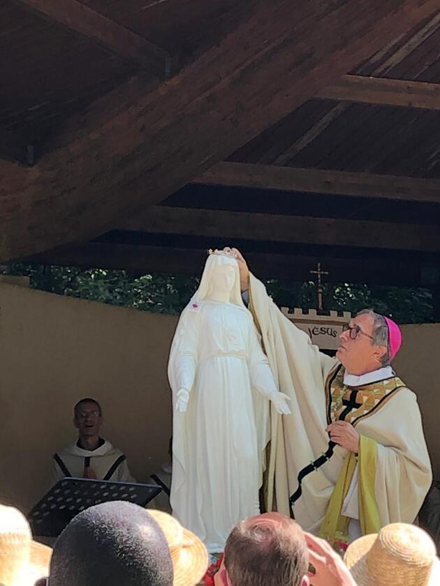 le M de Marie à Pellevoisin