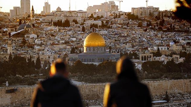 Pèlerinage en Israël – Terre Sainte